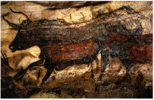 Lascaux Caves, France. Photo credit: N. Aujoulat (2003) ©MCC-CNP Original source: http://www.bradshawfoundation.com/lascaux/