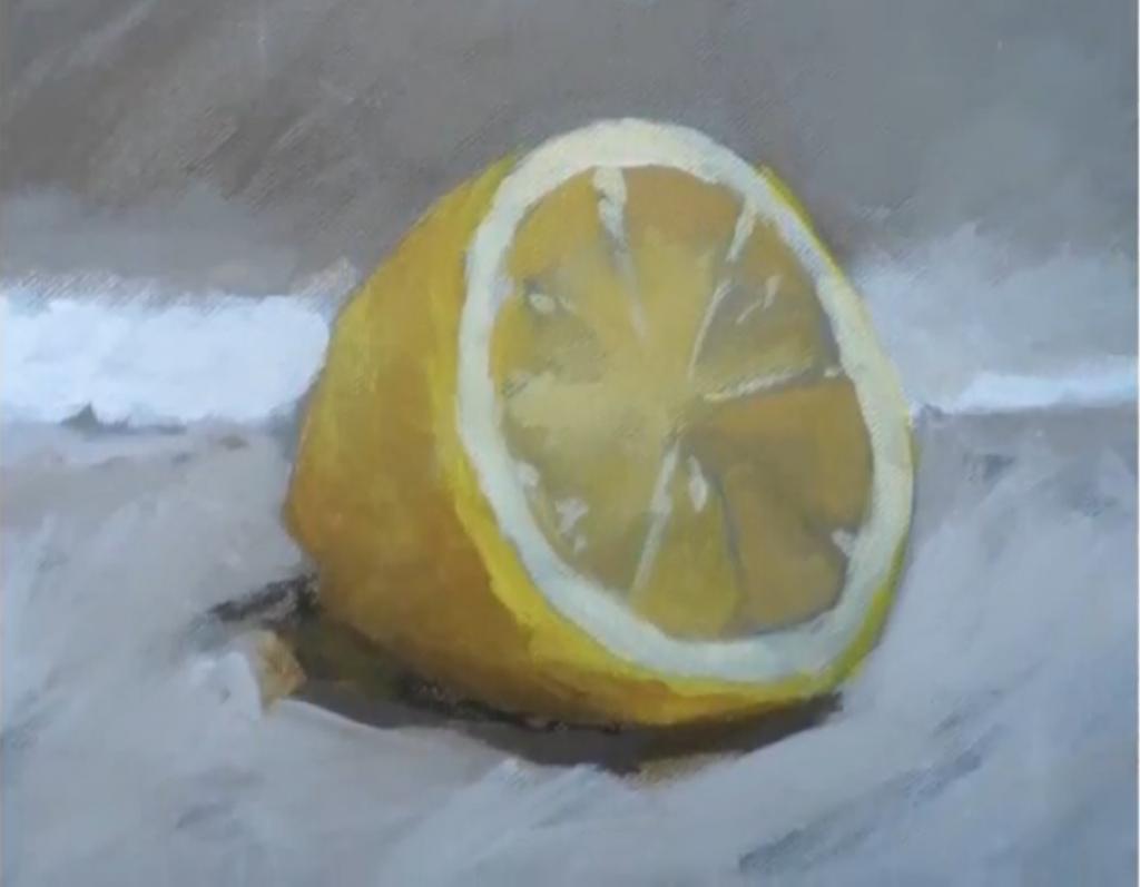 Will Kemp Lemon
