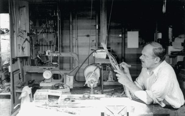 Alexander Archipenko, 1947
