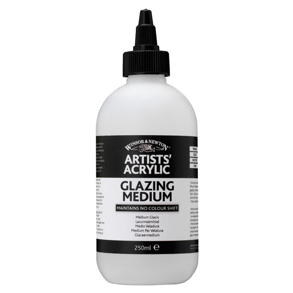 acrylic glazing medium