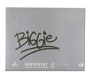 Biggie newsprint