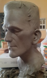 Kent Kidwell, Frankenstein (in progress)