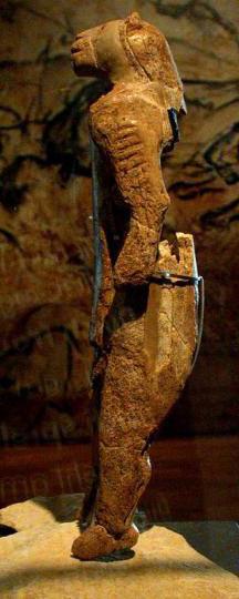 Löwenmensch, c. 30,000 B.C.E., Germany