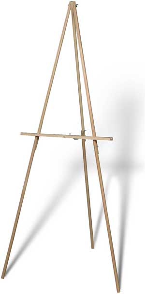 simple easel