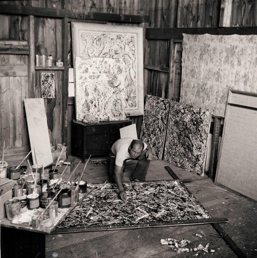 Jackson Pollock, New York