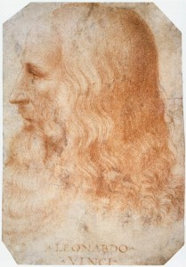 melzi portrait of da vinci 2
