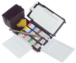 Travel Watercolor Kit