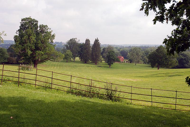 WC landscape